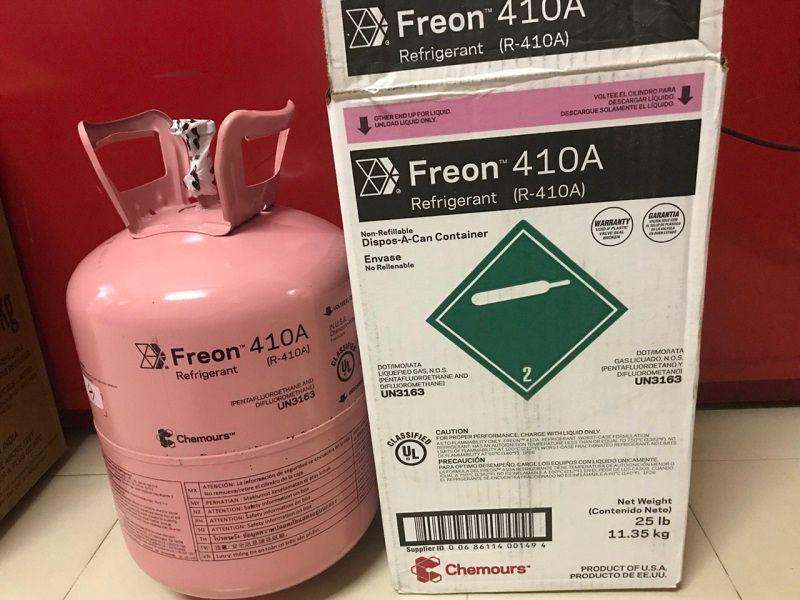 Chemours Freon 410A - Thành Đạt - 0902 809 949