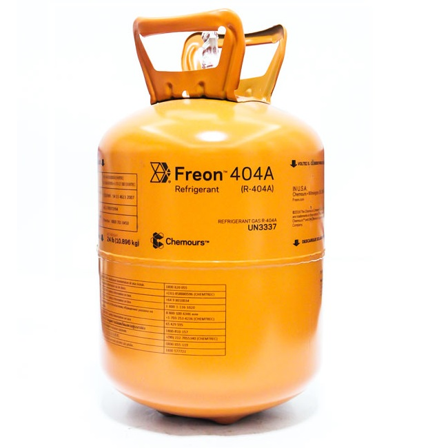 Gas Freon chemours USA 404A - 0902.809.949