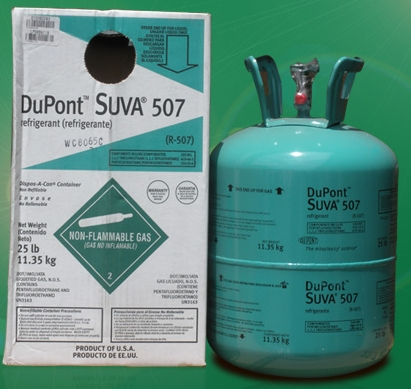 Dupont R507 - Đại lý gas Thành Đạt - 0902 809 949