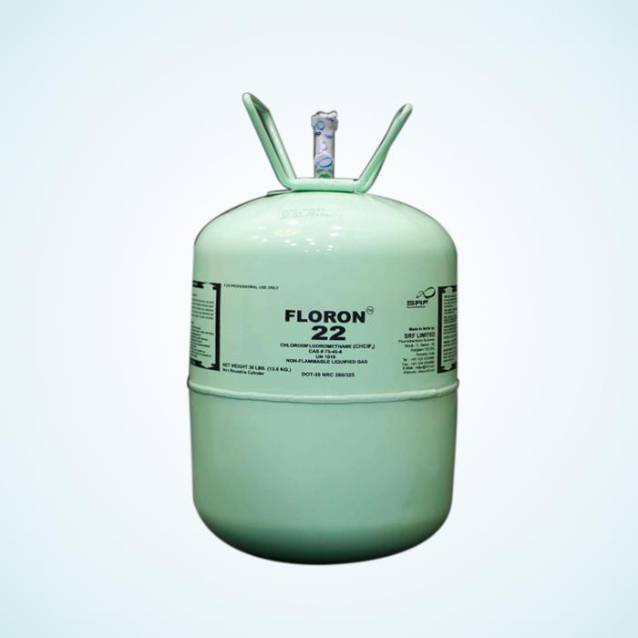 Gas lạnh r22 floron Ấn Độ - Đại lý gas lạnh Thành Đạt