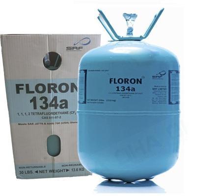 Đại lý gas lạnh - Gas Floron SRF R134 - 0902 809 949